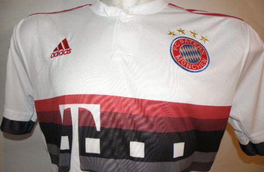 Bayern Mnichov hosťovský dres, replika, veľ. XL