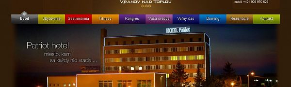 Hotel Patriot***