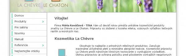 Mária Kováčová - Tina